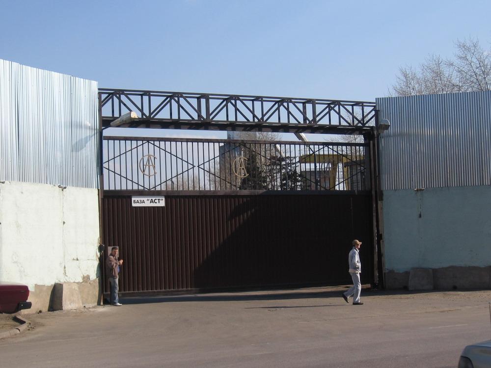 Купить откатные ворота сова в пензе дворовые ворота и калитки