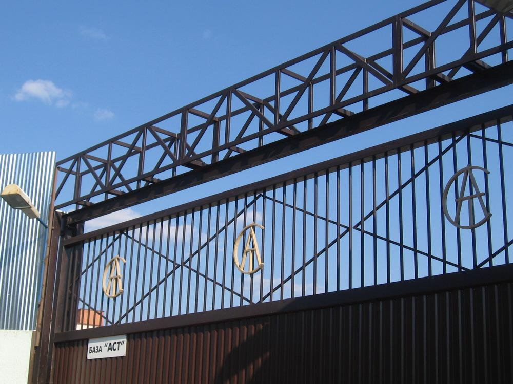 ворота откатные купить екатеринбург